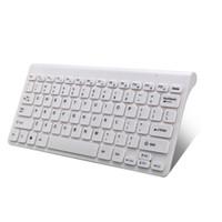 универсальный аккумулятор для планшетных пк оптовых-Universal Mini Portable 2.4G Wireless Keyboard Ultra Thin Energy Saving Battery Powered for Tablet PC Computer Accessory