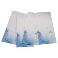 papel de tinta china al por mayor-Asequible 10 piezas / Party Vintage Chinese Style Vintage Craft Paper Envelope 272 Ink