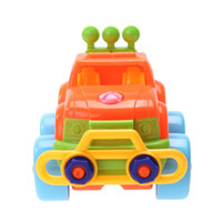 Wholesale disassembly educational toy - Non-toxic Plastic Kids Baby Disassembly Assembly Toy Child Educational Car Toys Gift High Quality Diecasts Toy Vehicles