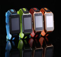 Wholesale cell phones for kids online - Z80 New Smart Watch Cell Phone Bluetooth IPS HD Full Circle Display MTK6261D Smartwatch Colors Factory Outlet XCTZ80