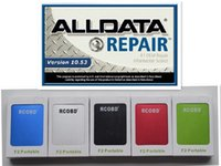 Wholesale volvo repairs - 2018 Alldata and Mitchell OnDemand 2015 car repair all data 10.53 vivid workshop heavy truck 25 in 1tb usb new hdd work for all car & truck