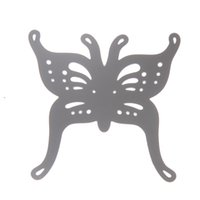 Wholesale Photo Album Free Ship - 1pcs Metal Steel Butterfly Cutting Dies Stencil For DIY Scrapbooking Album Paper Card Photo Decorative Craft Free shipping