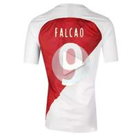 monaco UK - 18 19 Season Soccer AS Monaco FC Jersey Men White 14 BALDE 33 SIDIBE 25 GLIK 13 GEUBBELS 20 RONY Football Shirt Kits