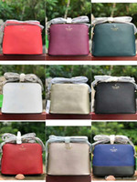 Wholesale Brand Designer Women Cross body Shoulder Bag Crossbody Shell Bags Purses Fashion Messenger Bag Handbags colors