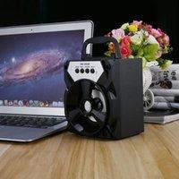 Wholesale Wireless Speakers Indoor Outdoor - MS-301BT indoor and outdoor Portable Bluetooth Speaker Multimedia Mobile Loudspeaker With USB TF AUX FM radio ZC1269500