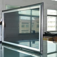 Wholesale frame projection screen - Home Theater Fixed Frame Projection Projector Screen CLR Screen for Laser projector and Short focus projector