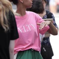 Wholesale woman white plain shirt - Brand Designer Women Letters Print T Shirts 2018 Summer Celebrity Fashion Round Neck Short Sleeve Cotton Casual Plain White Tees Tops