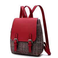 2018 SALES !Free shipping Women s shoulder bag new British retro shoulder  bag handbag fashion casual elegant temperament ladies shoulder bag c244f7fad6708