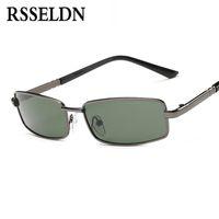 Wholesale anti driver - 2017 Night Vision Polarized Sunglasses Men Car Driving Glasses Anti-glare Driver Okly Sun glasses Mens Brand Designer goggles