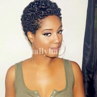 ingrosso stile rihanna nuovo-Nuove parrucche di stile di capelli di Bob di Rihanna parrucca anteriore del pizzo dei capelli tagliati umani del taglio per le parrucche umane dei capelli di scarsità delle donne nere per gli afroamericani