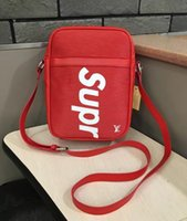 Wholesale messanger handbags - 2018 New Mens small canvas Messanger Bags Crossbody Shoulder Bags For women Business Outdoor Casual Traver Small Handbags Purse