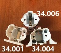 светодиодные трубки оптовых-G23 Основание светильника для Энергосберегающая настольная лампа PLC Два Pins света Гнездо для LED Энергосберегающие лампы в линии H Tube Holder