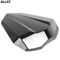 Wholesale r6 cowl - ALLGT Motorcycle Pillion Rear Seat Cowl Cover Fit 06 07 Yamaha YZF R6 2006 2007 Black ABS Plastic