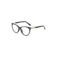 3630104e414aa Luz Mulheres Eye Glasses Frames Plástico Moda Preto Claro Óculos  Transparentes Design de Moda Óptica Óculos de Armação 97544-FDY
