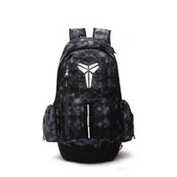 Wholesale basketball backpacks online - Brand New KOBE Basketball Backpacks Sport Backpack Man Backpack Large Capacity Training Women Travel Bags School Bag Shoes Bag