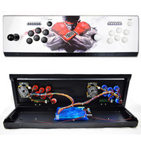 Wholesale box arcade games - Pandora box 5 Can Store 960 in 1 Arcade Game Console for TV & PC & PS3 Monitor Support HDMI and VGA Output with Copy Sanwa Joystick