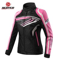 motorcycle jackets oxford 2018 - Motorcycle Jackets Women Moto Clothes Female Oxford Motocross Racing Protective CE Protector Reflective Motobike Protection
