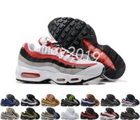 Wholesale size 12 mens - 2018 Ultra 20th Anniversary 95 Men Running Shoes 95s Mens Trainers Tennis Zapatos Sneakers Size 7-12 Free Shipping