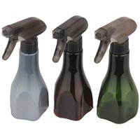Wholesale Wholesale Acrylic Spray - Wholesale-200ml Hairdressing Acrylic Water Spray Bottle for Salon Home or Flower Planting Refillable Bottles Watering Tool Sprayer UN034