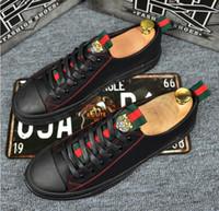 oxford best dress shoes venda por atacado-Melhor Qualidade de Couro Real Dos Homens Sapatos Casuais Designer de Luxo Oxford ao ar livre Sapatos de festa de casamento Casuais h10