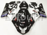 Wholesale k4 fairings - Fit For Suzuki GSXR GSX-R 600 750 GSXR600 GSXR750 2004 2005 K4 04 05 Motorcycle Fairing Kit High Quality ABS Plastic Injection Molding A140