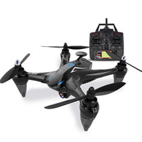 ingrosso motori a sfere senza spazzole-Intelligent Aircraft Quadcopter Drone Elicottero Stabile Gimbal App Control Hover 5G WiFi FPV Motore Brushless GPS