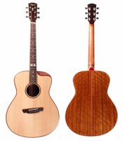 Wholesale fret acoustic guitar for sale - DORIS MS FD handmade solid top fan fret acoustic guitar fan fret guitar guitarra