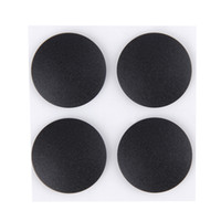 xbox pad'leri toptan satış-Baz dizüstü 4 adet / grup Alt Kılıf Kauçuk Ayak Pedi Standı Dizüstü Dizüstü Macbook Pro Retina 1398 A1425 A1502 Için Yedek Ayakları Tabanı Siyah