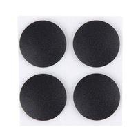 macbook için siyah kutu toptan satış-Baz standı 4 adet / grup Alt Kılıf Kauçuk Ayak Pedi Standı Dizüstü Dizüstü Macbook Pro Retina 1398 A1425 A1502 Için Yedek Ayakları Tabanı Siyah