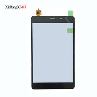 Wholesale cube inches - New for 8 Inch CUBE Free Young X5 4G touch screen handwriting screen digitizer panel Replacement Parts