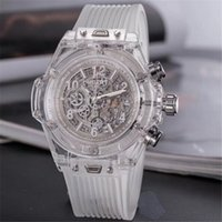 Wholesale Hb Glasses - Swiss brand men watch HB LOGO luxury Sports watch Classic Men's watches Relogio Excellent quality famous brand wristwatch atmos relojes