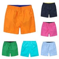 Wholesale pink select - Multi-color Select Elastic Waist Board Shorts Comfortable Cool beach Swimming Surfing Shorts Mens Sport Short pants HPS-001