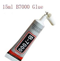 Wholesale glue crystals - 15ml b7000 super glue liquid glue multipurpose epoxy resin for flass crystal jewelry nails adhesive mobile phone screen