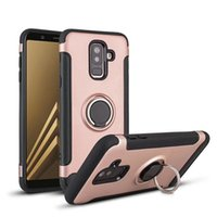 Wholesale iphone six for sale – best 360 degree carbon fiber ring anti dirty for Ip7 IPX Samsung Note9 j32018 j72018 LG K10 and so on with six colors hot sell drop shipping