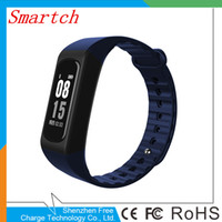 Wholesale Female Body Fitness - new W4S Smartband Sport Waterproof Smart Bracelet Support Pedometer Heart rate Body Temperature Message Call Alert Smart wristband