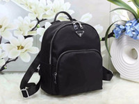 Wholesale Fashionable Backpacks - Brand of backpack Fashionable outdoor leisure men's and women's backpack High quality European and American designer movement backpack