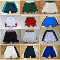 Wholesale gold pants for men - Quick Dry Breathable Sport Shorts Mens Basketball Shorts Dream Team Shorts For Men Basketball Pants New Material Rev 30 Sweatpants