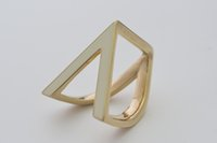ganchos de cobre de calidad al por mayor-JACKSTRAW V estilo de cobre 24K-oro bufanda hebilla joyería de alta calidad Esmalte proceso clip de seda sin gancho sild