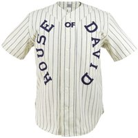ev numarası toptan satış-David House of 1921 Ev Jersey 100% Dikişli Nakış Logolar Vintage Beyzbol Formalar Özel Herhangi İsim Herhangi Bir Numara Ücretsiz Kargo
