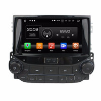 Wholesale malibu car online - Octa Core din quot Android Car Audio DVD GPS Car DVD for Chevrolet Malibu With GB RAM Radio Bluetooth WIFI USB GB ROM