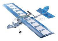 Wholesale Free Rc Plane - Free Shipping Balsa Wood Airplane Model CUCKOO 580mm Wingspan (Balsa KIT) building toys RC Woodiness model  WOOD PLANE