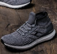 Wholesale out step - Step Into Fall With UltraBOOST ATR Mid: The Latest Ultra Boost ATR Mid Triple White Black modified version of ever-popular UltraBOOST model