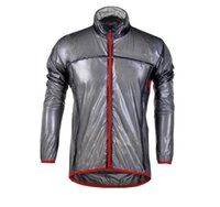 Wholesale raincoat bike - new Cycling Raincoat Dust Coat Windbreaker Bike Jacket Jersey Bicycle Raincoat Waterproof Windproof MTB Cycling Raincoat