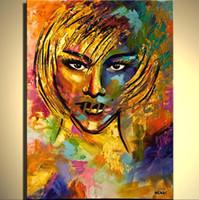 schöne abstrakte ölgemälde großhandel-handgefertigte malerei kunst große gemälde zum verkauf textur abstrakt schöne frau leinwand ölgemälde zeitgenössische ölgemälde home decorati