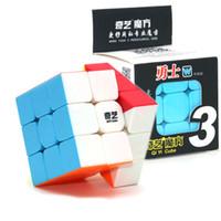 geschenkwürfel großhandel-Puzzle cube 3 * 3 größe 6 cm Mini Zauberwürfel Spiel Rubik Lernen Lernspiel Rubik Cube Gutes Geschenk Spielzeug Dekompression kinder spielzeug