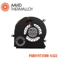 Wholesale new amd - New Laptop Cooling Fan For MSI GT62 GT62VR PABD19735BM N322