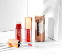 Wholesale colorful lipstick lips online - Morecool Lip gloss Colorful Labial fluid Moisturizer and Long lasting Makeup lipstick