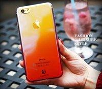 ingrosso caso di glitter blu-Custodia rigida per PC rigida per iPhone 6 7 8 Plus Custodia per Blue Ray Glitter per iPhone X S7 S8 S9 Plus