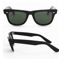 quadros de estilo ocidental venda por atacado-New Western Estilo Mulheres Óculos De Sol Da Marca Designer Retro grande ângulo quadro g15 óculos de Sol de vidro UV400 Shades Eyewear de sol gafas com caixa