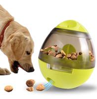 Wholesale oem toys - 2018 Pet Tumbler Leakage Ball Toys Leakage Educational Toys Foreign trade E-commerce Hot OEM